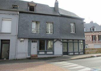 Vente Immeuble 75m² Cany-Barville (76450) - photo
