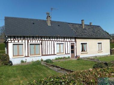 Vente Maison 5 pièces 73m² Veules-les-Roses (76980) - photo