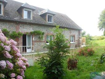 Vente Maison 7 pièces 150m² Sassetot-le-Mauconduit (76540) - photo