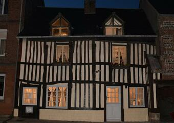Vente Maison 4 pièces 81m² Saint-Valery-en-Caux - photo