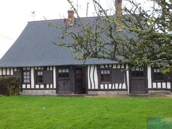 Vente Maison 4 pièces 55m² Saint-Laurent-en-Caux (76560) - photo