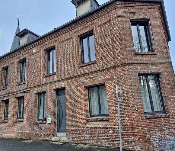 Vente Maison 5 pièces 112m² Saint-Vaast-Dieppedalle - photo