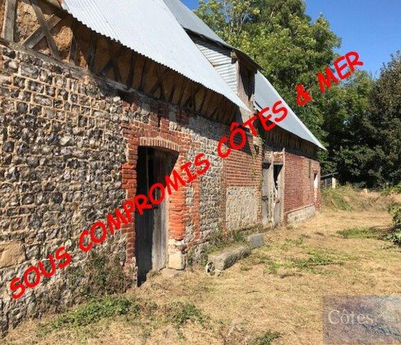 Vente Maison 3 pièces Veules-les-Roses - photo