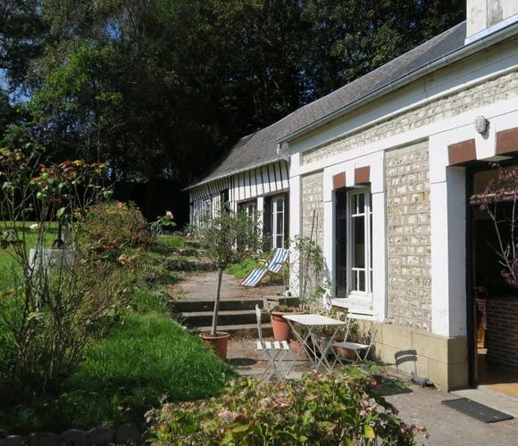 Vente Maison 3 pièces 102m² Saint-Martin-aux-Buneaux - photo