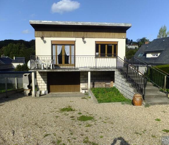 Vente Maison 1 pièce 51m² Saint-Valery-en-Caux - photo