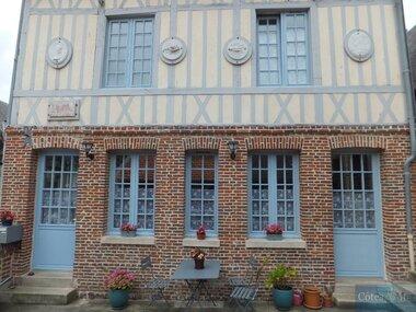Vente Maison 5 pièces 105m² Saint-Valery-en-Caux (76460) - photo