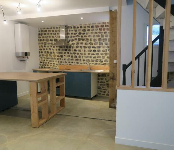 Vente Maison 3 pièces 80m² Saint-Valery-en-Caux - photo