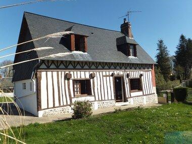 Vente Maison 4 pièces 90m² Saint-Valery-en-Caux (76460) - photo