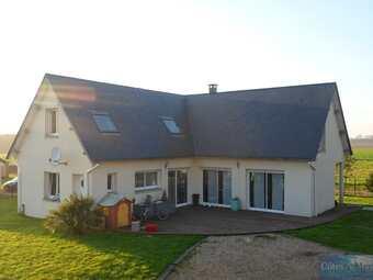 Vente Maison 5 pièces 127m² Cany-Barville (76450) - photo