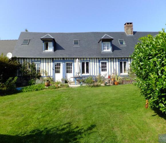 Vente Maison 5 pièces 120m² Saint-Martin-aux-Buneaux - photo