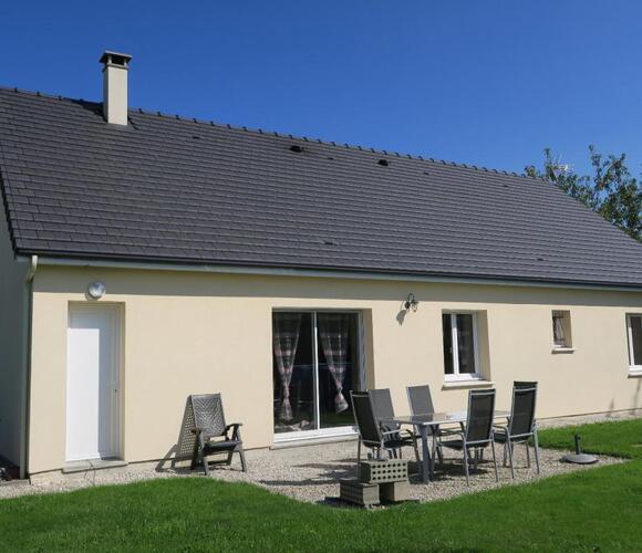 Vente Maison 5 pièces 100m² Saint-Valery-en-Caux - photo