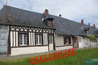 Vente Maison 5 pièces 110m² Saint-Valery-en-Caux (76460) - photo