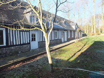 Vente Maison 9 pièces 187m² Veulettes-sur-Mer (76450) - photo
