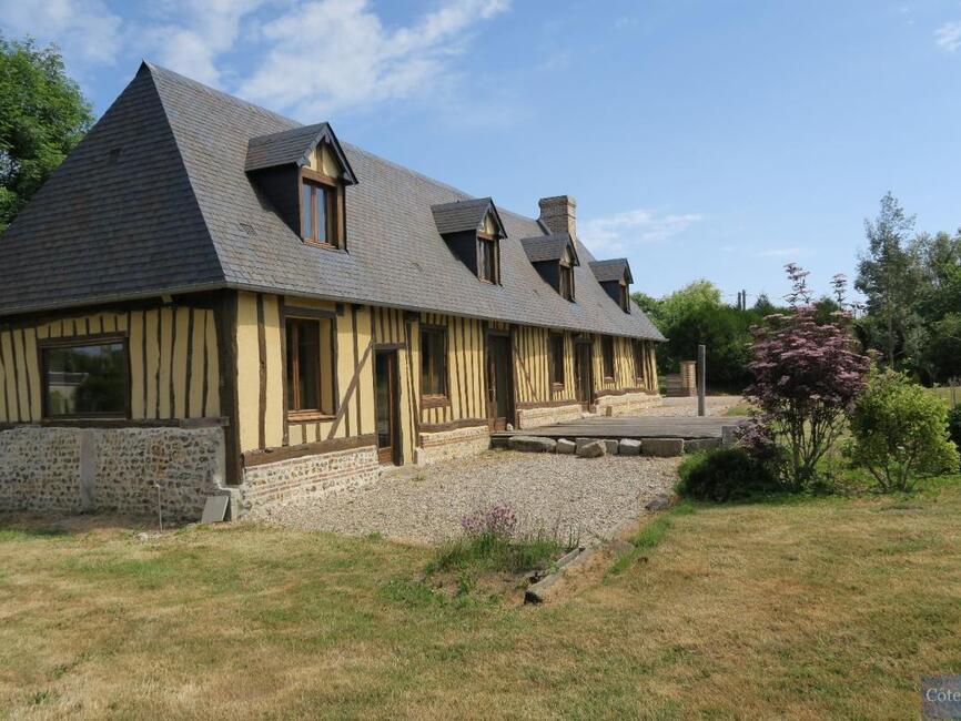 Vente Maison 7 pièces 163m² Saint-Valery-en-Caux - photo
