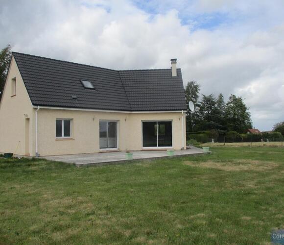 Vente Maison 5 pièces 126m² Saint-Valery-en-Caux - photo