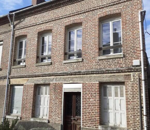 Vente Maison 4 pièces 65m² Saint-Valery-en-Caux - photo