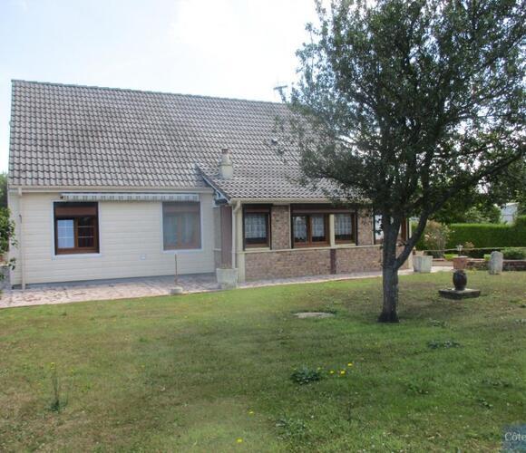 Vente Maison 5 pièces 102m² Saint-Valery-en-Caux - photo