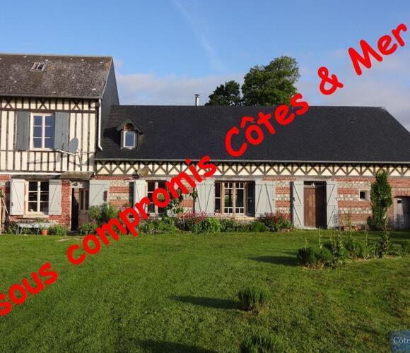 Vente Maison 5 pièces 106m² Saint-Valery-en-Caux - photo