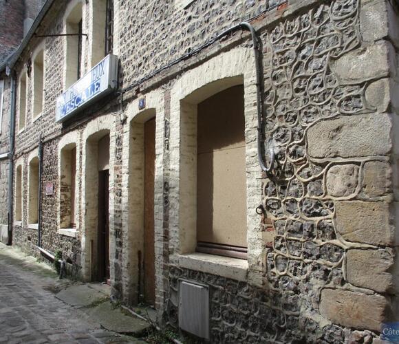 Vente Immeuble 245m² Saint-Valery-en-Caux - photo
