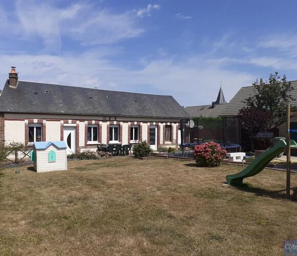 Vente Maison 4 pièces 101m² Saint-Pierre-en-Port - photo