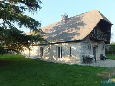 Vente Maison 8 pièces 265m² Saint-Valery-en-Caux (76460) - photo