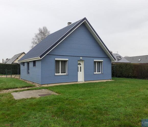 Vente Maison 4 pièces 75m² Saint-Valery-en-Caux - photo