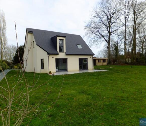 Vente Maison 6 pièces 125m² Saint-Valery-en-Caux - photo