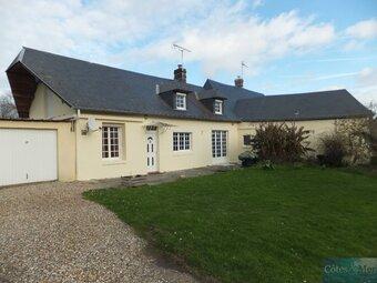 Vente Maison 5 pièces 102m² Saint-Valery-en-Caux (76460) - photo