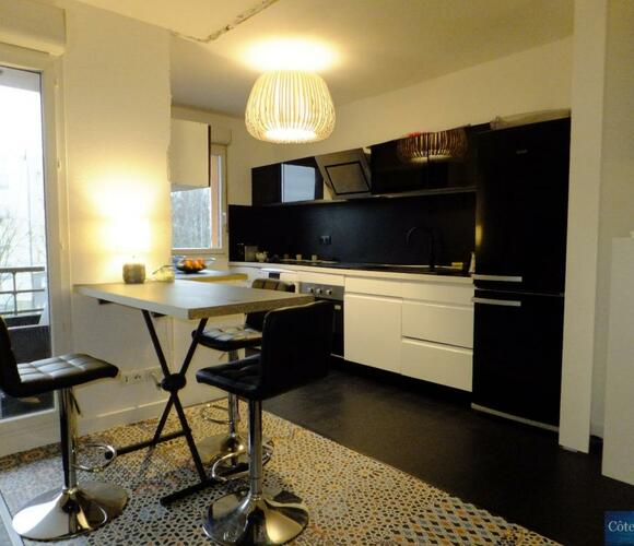 Vente Appartement 4 pièces 70m² Saint-Valery-en-Caux - photo