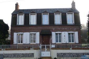 Vente Maison 4 pièces 92m² Saint-Valery-en-Caux (76460) - photo