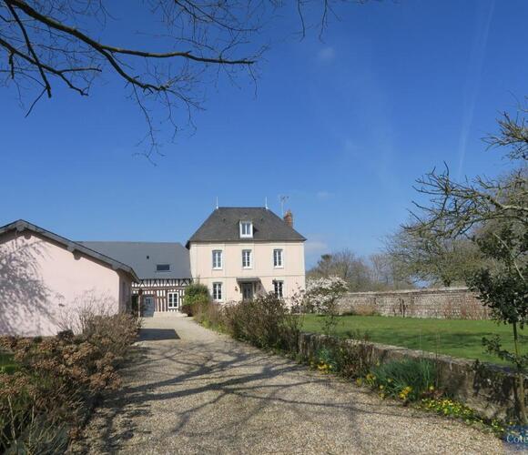 Vente Maison 7 pièces 175m² Saint-Valery-en-Caux - photo