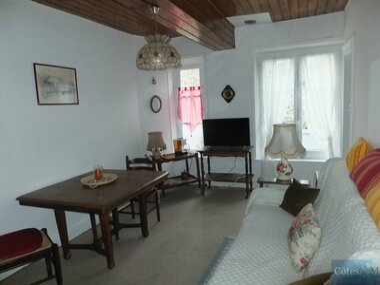 Vente Appartement 2 pièces 48m² Saint-Valery-en-Caux (76460) - photo