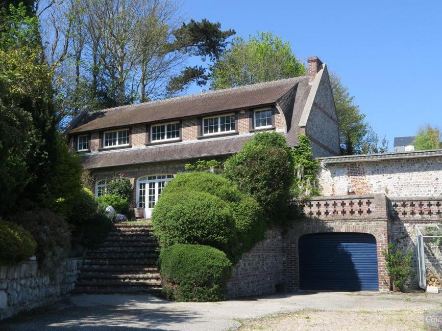Vente Maison 6 pièces 175m² Saint-Valery-en-Caux - photo