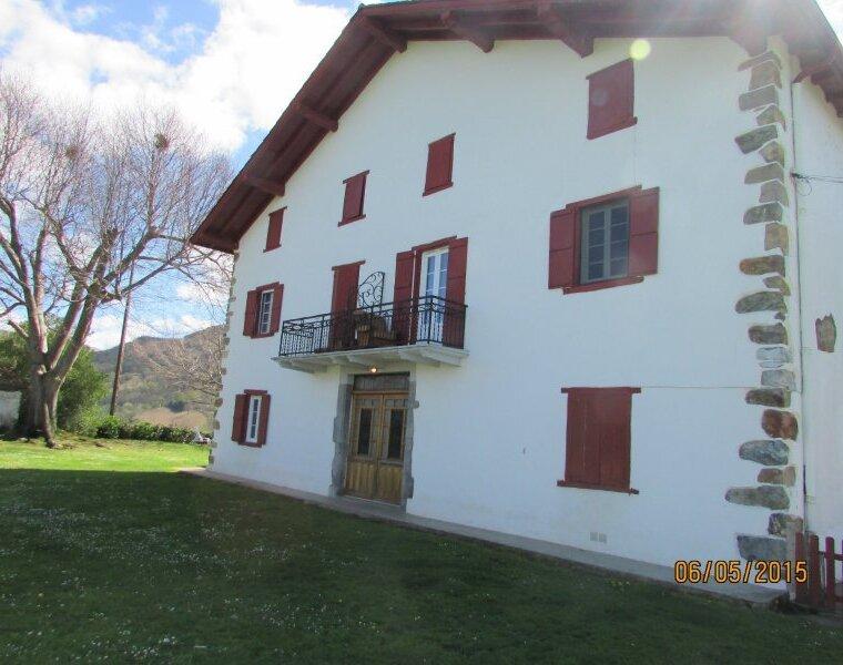 Location Appartement 4 pièces 134m² Espelette (64250) - photo