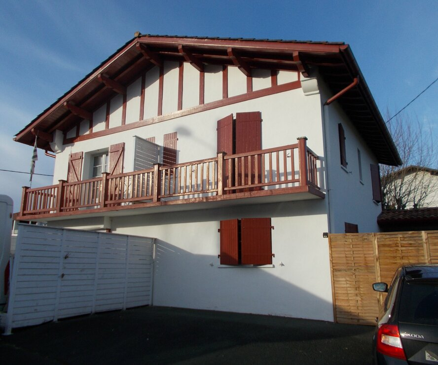 Location Appartement 3 pièces 64m² Saint-Pée-sur-Nivelle (64310) - photo