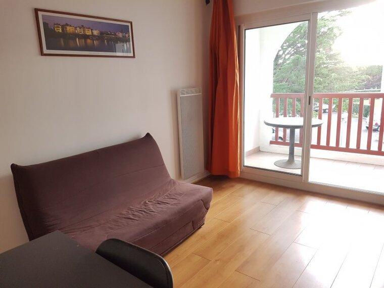 Vente Appartement 2 pièces 23m² Saint-Jean-de-Luz (64500) - photo