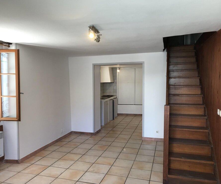 Vente Appartement 3 pièces 58m² st pee sur nivelle - photo