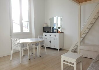 Vente Appartement 1 pièce 20m² Hendaye (64700) - Photo 1