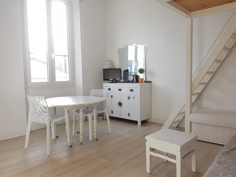 Vente Appartement 1 pièce 20m² Hendaye (64700) - photo