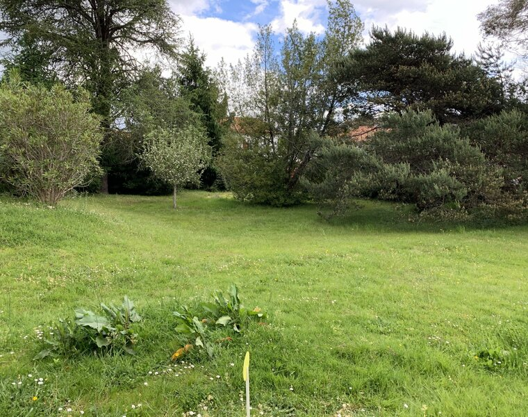 Vente Terrain 680m² bayonne - photo