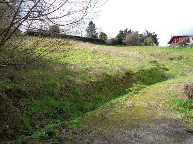 Vente Terrain 2 800m² Saint-Pée-sur-Nivelle (64310) - photo