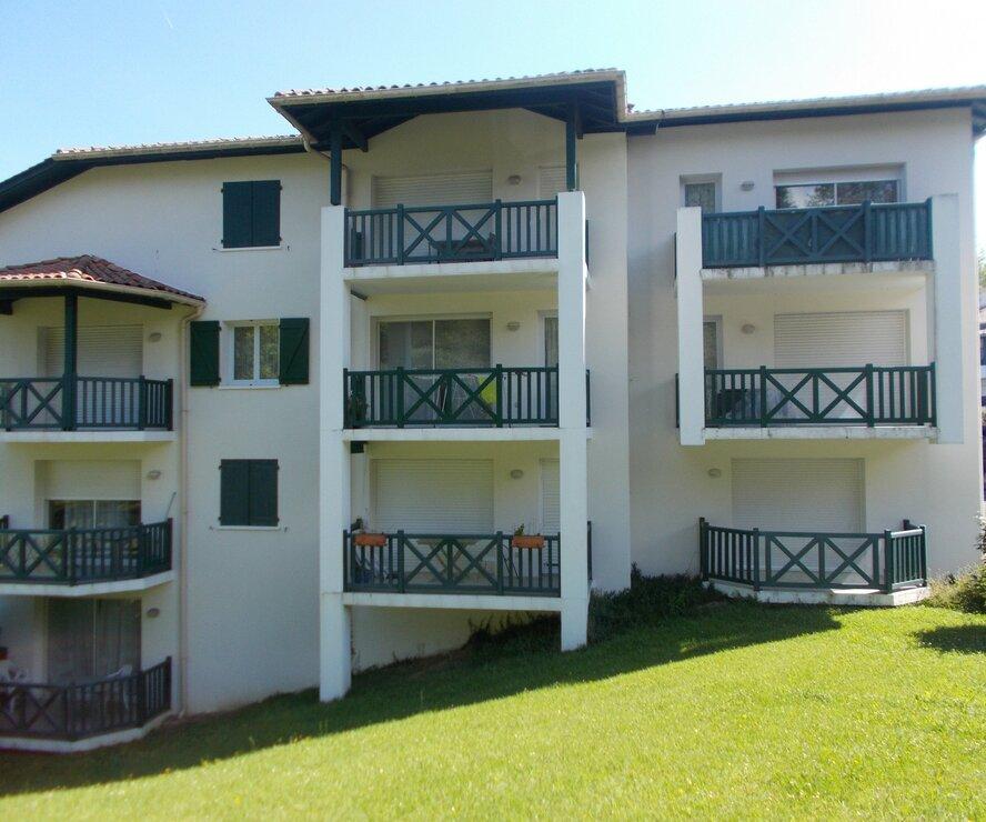 Location Appartement 1 pièce 27m² Saint-Jean-de-Luz (64500) - photo