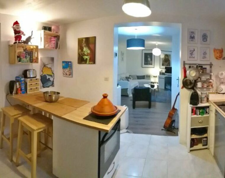 Vente Appartement 3 pièces 44m² Biarritz (64200) - photo