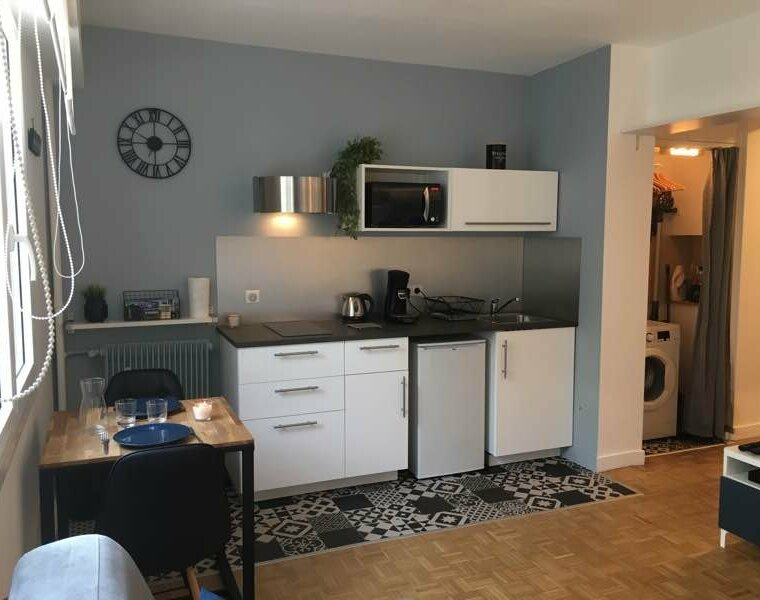Location Appartement 1 pièce 23m² Biarritz (64200) - photo