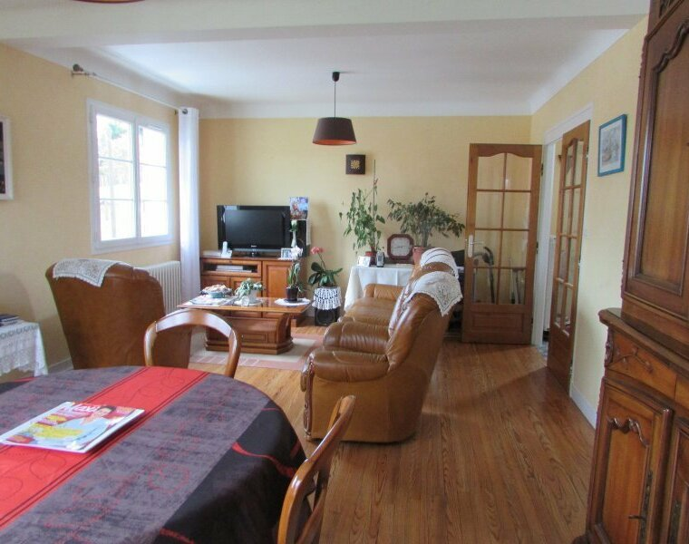 Location Appartement 4 pièces 84m² Saint-Pée-sur-Nivelle (64310) - photo