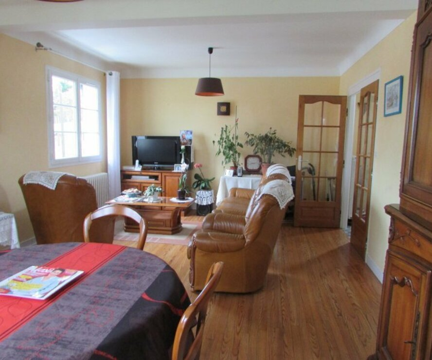 Location Appartement 4 pièces 80m² Saint-Pée-sur-Nivelle (64310) - photo