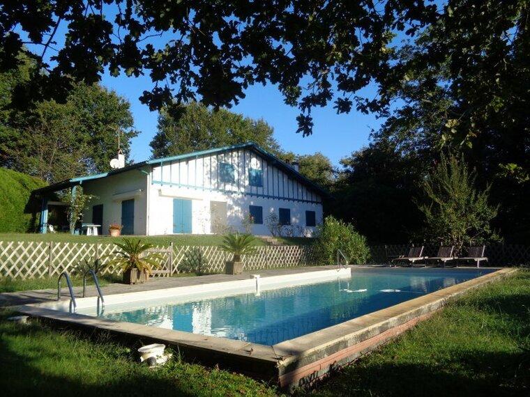 Vente Maison 8 pièces 220m² Ascain (64310) - photo