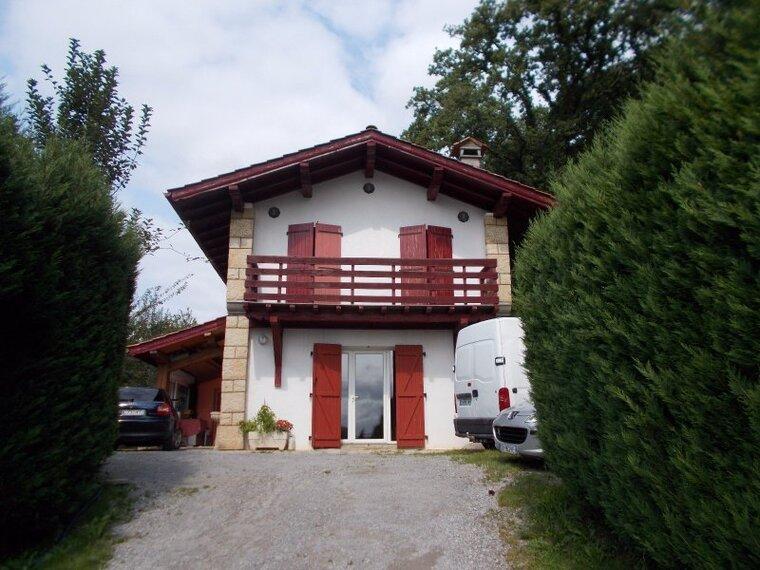 Vente Maison 5 pièces 117m² Saint-Pée-sur-Nivelle (64310) - photo