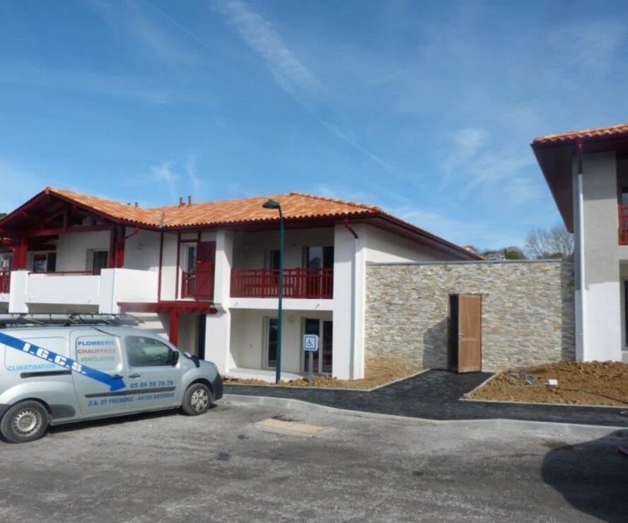 Location Appartement 2 pièces 34m² Saint-Pée-sur-Nivelle (64310) - photo