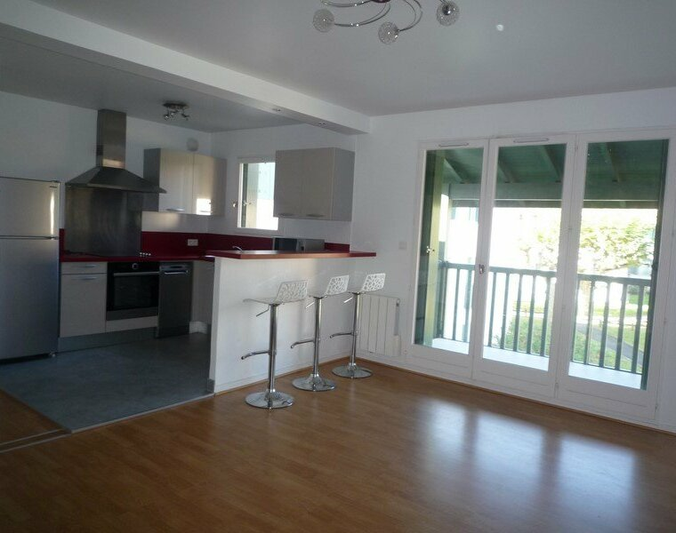 Vente Appartement 2 pièces 47m² st jean de luz - photo